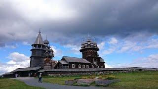 Russia - Kizhi excursion/ Экскурсия по Кижи