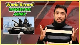 Pakistan Army Make World Record 2019