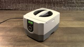 Improve CD Sound - Part 2: Ultrasonic Cleaner