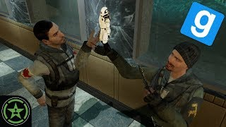 Gmod for Ants! - Gmod Gune: Guess Who | Let