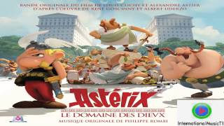 Asterix Le domaine des dieux introduction