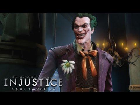 SKIN; Batman; Arkham Asylum; Injustice Joker
