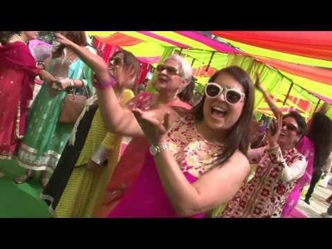 Preety Bhalla Performing For Wedding