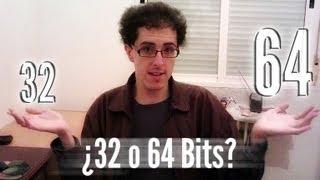 ¿32 o 64 Bits? | Futuzor