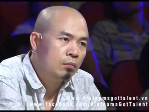 Trái Tim bạn s� tan nát khi nghe giọng ca này Vietnam s Got Talent tập 7 12 2 2012 SD