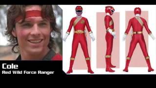 Power Ranger History 1993-2017