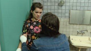 14-letnia pacjentka rzuciła się na koleżankę [Szpital ODC. 758]