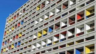 Le Corbusier - Penser l'urbanisme / L'unité d'habitation / La Cité radieuse - Artracaille 18-10-2011