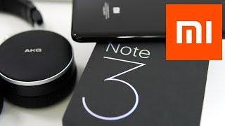 Xiaomi Mi Note 3 Review - A Great Phone!