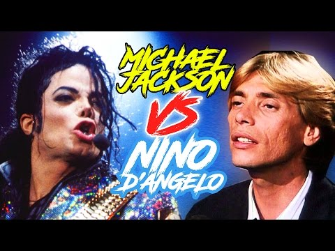 Michael Jackson in versione Nino D'Angelo [OFFICIAL - COMPLETO IN HD]