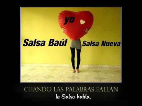 SALSA BAUL Porque te amo louis ballert