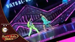 DID Dance Ke Superkids - Episode 5 of 8th September 2012 - Vatsal & Vaishnavi