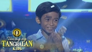 Tawag ng Tanghalan Kids: Keifer Sanchez enters the Grand Finals!