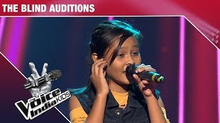 Anushka Sinha Performs on Allah Hoo Allah Hoo | The Voice India Kids | Episode 9