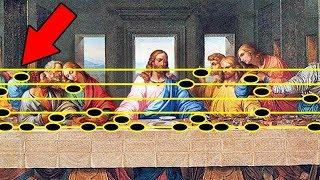10 Mystères Cachés Dans Des Tableaux Célèbres