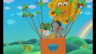baby tv birthday song- savy