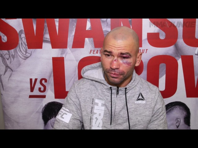 Although Artem Lobov didn't get UFC Fight Night 108 win, he got 'one hell of a fight'