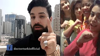 Reply To 4 viral girls (IS MAY TERA GHATA MERA KUCH NAI JATA)