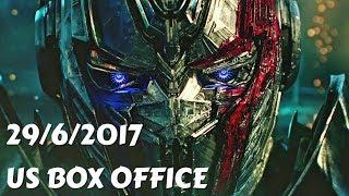 US Box Office (29/6/2017) أفلام البوكس أوفيس