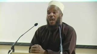 Lecture on Islamic Education Lecturer: preacher Bilal Philips
