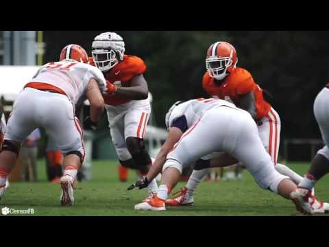 Time to Work Clemson Tigers Hype Video