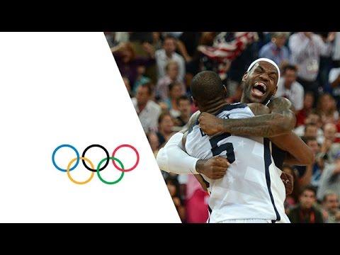 Basketball Men's Final - USA v