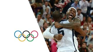 Basketball Men's Final - USA v Spain | London 2012 Olympics