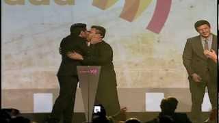 John Stamos $5,000 gay kiss