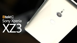 Sony Xperia XZ3 Hands-On @IFA 2018 | OLED Screen Finally!
