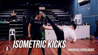 ISOMETRIC KICKS | P3MA Quick Tip #2