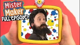 Dots & Spots! | FULL EPISODE | Mister Maker's Arty Party