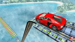 Amazing Mega Ramp Impossible Car Stunts 3D - Impossible Ramp Car Stunt Tracks Android GamePlay