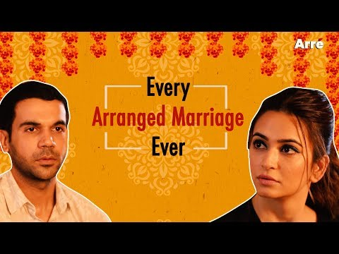 Xxx Mp4 Every Arranged Marriage Ever Ft Rajkummar Rao Kriti Kharbanda Shaadi Mein Zaroor Aana 3gp Sex