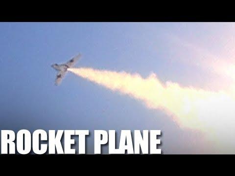 Flite Test ROCKET PLANE