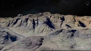 رحلة الإسراء والمعراج موضحة على خرائط جوجل أسامة سعيدان HD