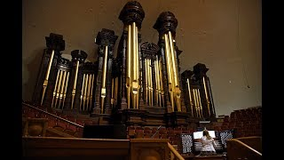 Temple Square Tabernacle organ celebrates 150 years