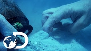 Darrell Explores the Famous Atocha Shipwreck Site | Cooper