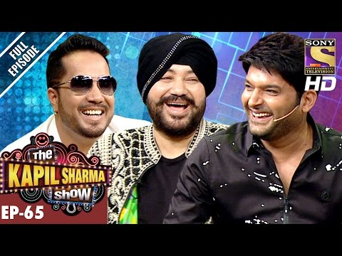 The Kapil Sharma Show Ep.65–दी कपिल शर्मा शो–Daler Mehndi & Mika In Kapil s Show–4th Dec 2016