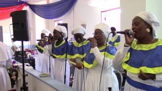 Ultimate Choir @ Ileri Oluwa Parish Houston Tx