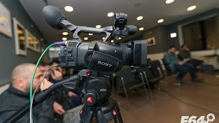 Live Production in the Connected World - Sony & F64