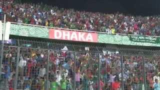 A Bangladesh Cricket Stadium Experience