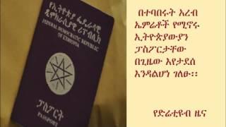 DireTube News - Ethiopian expats worry over digital passport delays