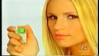 Spot Tic Tac con Michelle Hunziker (2003)