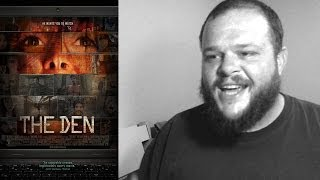 The Den (2013) movie review horror found footage webcam