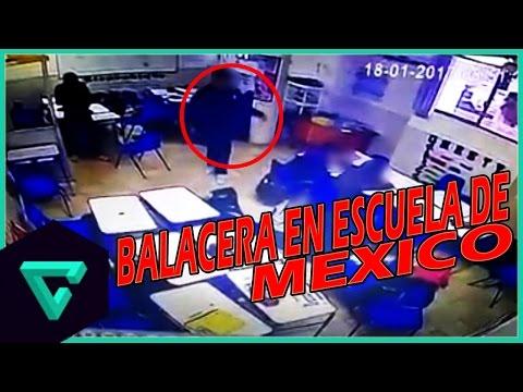 Balacera En Colegio De Monterrey MASACRE EN ESCUELA DE MÉXICO POR CULPA DE LA LEGIÓN HOLK 2017