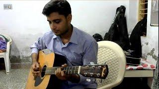 Dariya (Guitar Cover)   Baar Baar Dekho