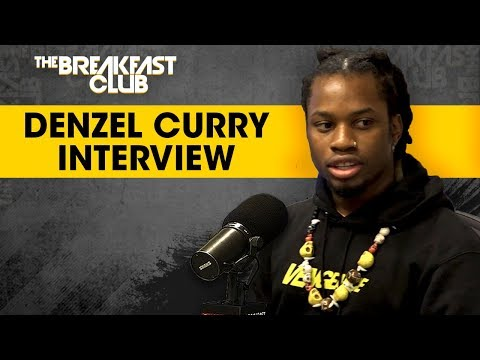 Xxx Mp4 Denzel Curry Talks Relationship With XXXTentacion New Album TA13OO More 3gp Sex