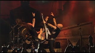 ACCEPT.  Live in Moscow 24. 02. 2018