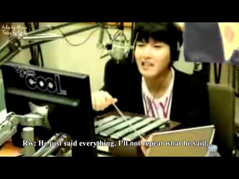 ENG | SPA Eunhyuk finds out Donghae is a bad business partner - EunHae