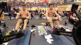 CrossFit - Event Summary: Men's Row 1 and 2